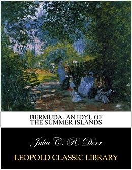 Book Bermuda. An idyl of the Summer islands