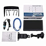 Car GPS, 7 inch Portable Navigation System for