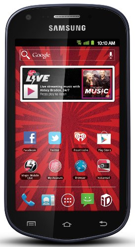 Samsung Galaxy Reverb M950 Android – Virgin Mobile