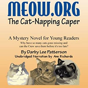 Meow.Org: The Cat-Napping Caper Audiobook