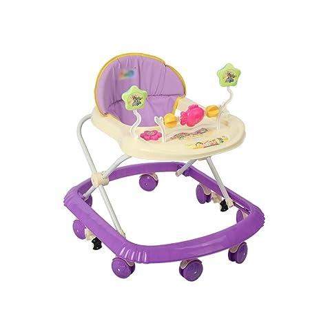 Byx Baby Walker Niño pequeño 6-18 Meses Niño Niña Anti-vuelco ...