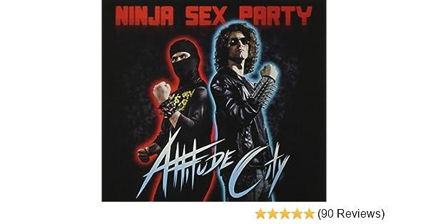 Attitude City By Ninja Sex Party (2015-07-17)