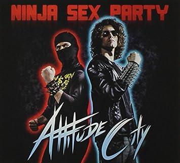 Attitude City by Ninja Sex Party (2015-08-03)