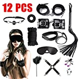Handcuffs for Under Bed Restraint Kit Bondage Bondageromance Fetish Sex Play BDSM SM Restraining Straps Thigh Game Tie up Mattress Harness Things Blindfold Whips Toys Adults Women xzcv