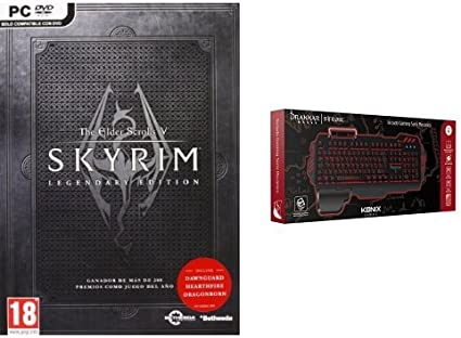 The Elder Scrolls V - Skyrim Legendary Edition: Amazon.es: Videojuegos