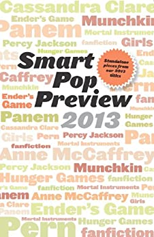 smart pop essays Smart pop, the pop culture imprint of benbella books, and geek-legend publisher   we're big fans of the smart pop essay collections at sj games, says line.