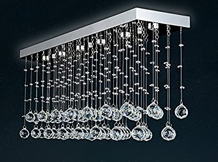 rectangular crystal chandelier sale with black shade toronto lighting modern ceiling light fixture kitchen