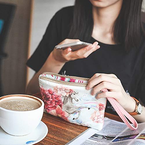 Bigboba Taille 5cm Portable 17 Toile Porte Pochette 11 Téléphone monnaie 9 Style De Littéraire 1pcs Créative Sac Pièce En rOqgrw1H