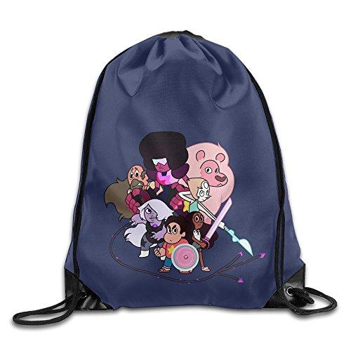 [CYSKA Custom Steven Cartoon Movie Universe Vintage Travelling Bag White] (Sly Cooper Cosplay Costumes)