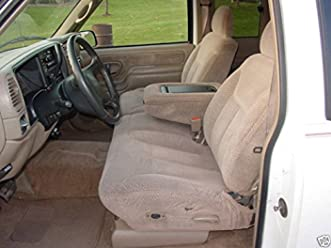 Bottom Bench Seat Replacement Vinyl Cover Tan 2000-2002 Ford F250 F350 F450 XL
