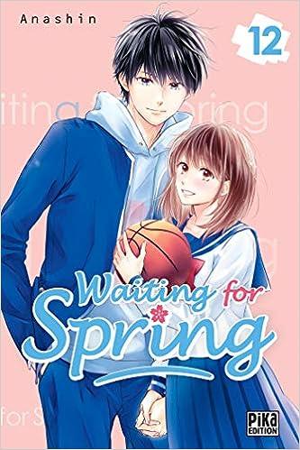 Book's Cover of Waiting for spring T12 (Français) Poche – 27 mai 2020
