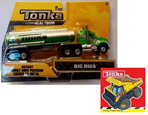 [해외]Tonka Diecast Big Rigs Tanker Truckone Sticker Bundle (2 It) / Tonka Diecast Big Rigs Tanker Truckone Sticker Bundle (2 It)