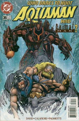 Read Online Aquaman (5th Series) (1994) #35 pdf epub