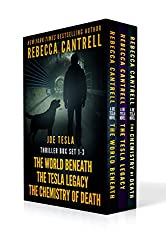 The Joe Tesla Box Set: Books 1-3