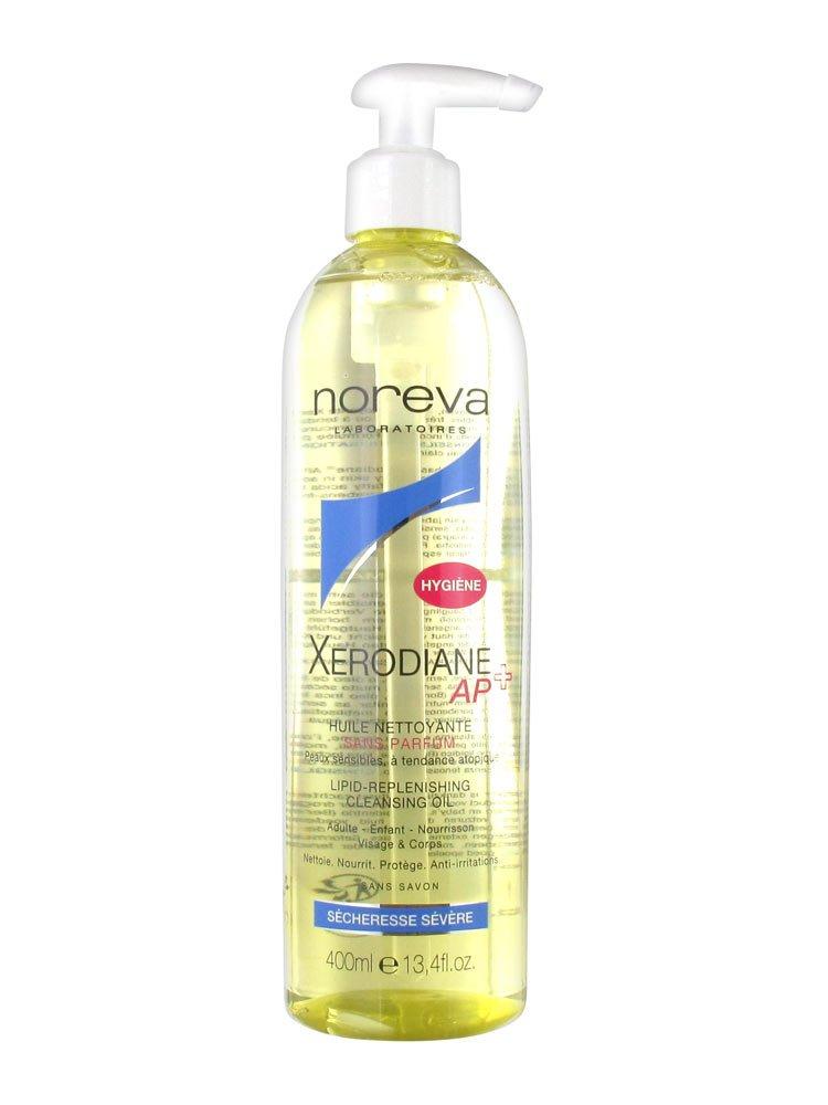 Noreva Xerodiane AP+ Huile Nettoyante Sans Parfum 400 ml