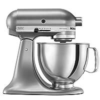 QVC.com deals on KitchenAid 5-qt 325W Tilt Head Stand Mixer with Flex Edge
