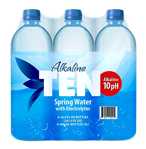 TEN Alkaline Spring Electrolytes Bottle product image