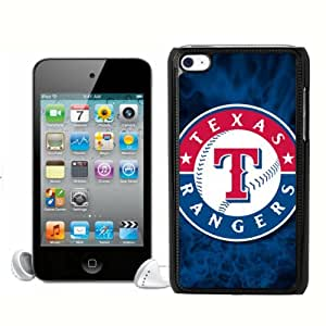 MLB Texas Rangers Ipod Touch 4 Case Cover For MLB Fans By zeroCase