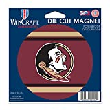 Florida State Seminoles Official NCAA 4.5 inch x 6 inch Car Magnet by Wincraft