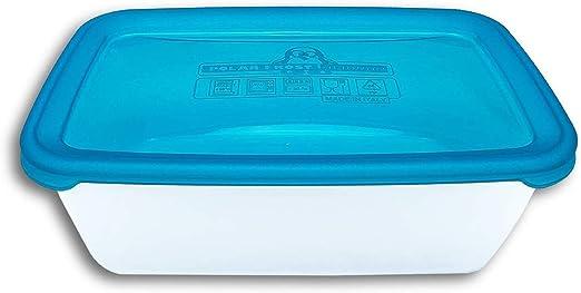 Heidrun Polar Helada Envase Coservar 0,6-2, 5L Refrigerador ...