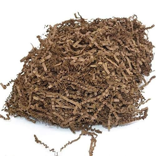 Brown Shredded Gift Filler