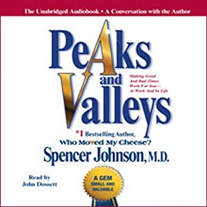Peaks and Valleys Audiobook