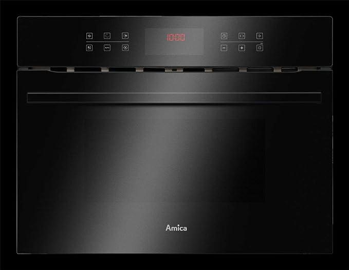 AMICA EBC 841 600 S - Horno compacto con función microondas, color ...