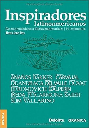 INSPIRADORES LATINOAMERICANOS: Amazon.es: Alexis Jano Ros ...