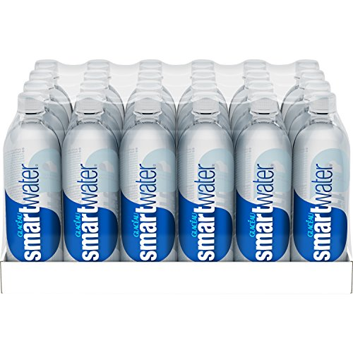 smartwater vapor distilled premium water bottles, 20 fl oz, 24 Pack by smartwater (Image #8)