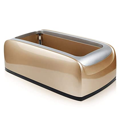 Dispensador Cubierta Zapatos Automático con 100 Piezas Desechable El Plastico Cubierta De Botas Y Zapatos Médico
