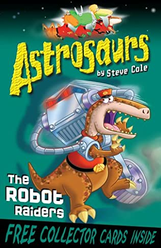 book cover of The Robot Raiders