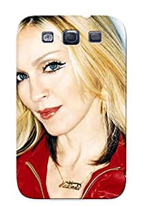 Lmf DIY phone caseTpu Case Cover Design Compatible For Galaxy S3/ Hot Case/ MadonnaLmf DIY phone case