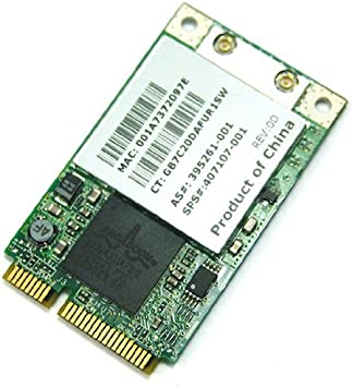 USB 2.0 Wireless WiFi Lan Card for HP-Compaq Pavilion A1210n