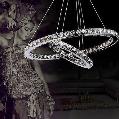 87 opinioni per ALFRED® Cristallo di lusso moderno ha condotto il pendente con uniche due