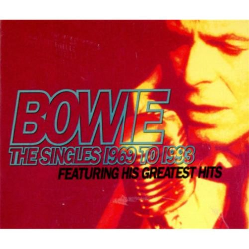David Bowie - The Singles 1969 to 1993 Featuring His Greatest Hits (1993) [FLAC] Download