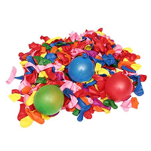 500Pcs Colourful Water Bombs Ballon Party Bags Toys For Kids by SPS_IN