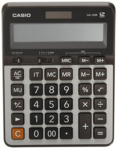 onic Desktop Calculator with 12-digit Extra Large Display ()