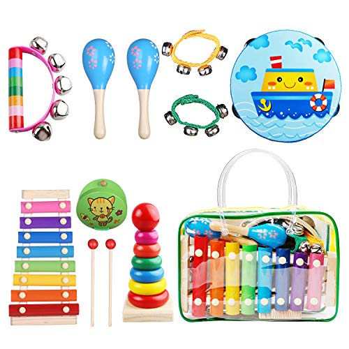 Kids Musical Instruments Childom
