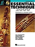 Essential Technique 2000, Hal Leonard Corporation, 0634044117