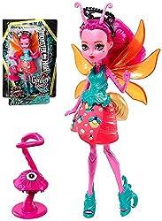 """Monster High Monster Garden Ghouls Lumina Firefly 5"""" Doll"""