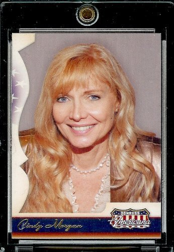 2007 Donruss Americana Retail # 32 Cindy Morgan - Actress - Entertainment Trading - Americana 2007 Donruss Card