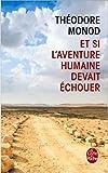 Image de Et Si L Aventure Humaine Devait Echouer (Ldp Litterature) (French Edition)