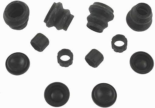Disc Brake Caliper Guide Pin Boot Kit Front,Rear Carlson 16043