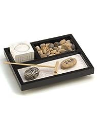 Koehler 13053 7 inch Tabletop Zen Decorative Garden Kit
