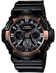 Casio Mens GA200RG-1A G-Shock Black Watch
