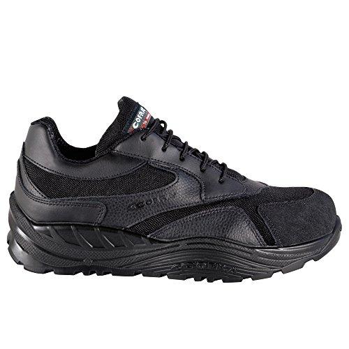 Cofra 40-55050000-48 - Zapatos de seguridad amortizar S3 Ci Src Maxi Confort 55050-000 zapatos de cuero, Negro, Tamaño 48