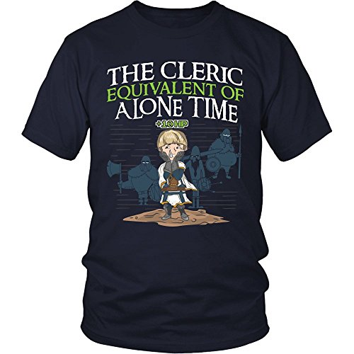 The Cleric Equivalent of Alone Time T-Shirt