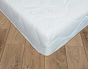 AFVMEMORYGOLD Ultimum de la esfera y de la rey de espuma con efecto memoria 5 0 colchón para cama de adulto - de pinceles de silicona