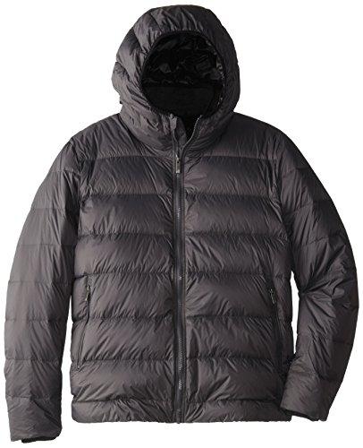 Graphite London Fog Down Puffer Guilford FOG Black Big Jacket by Men's wzpx1R