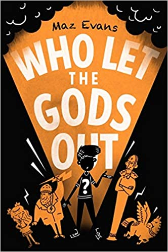 Image result for who let the gods out book